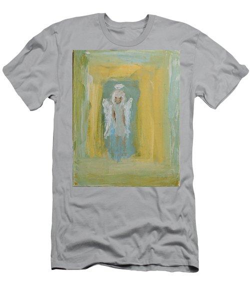 Sassy Frassy Angel Men's T-Shirt (Athletic Fit)