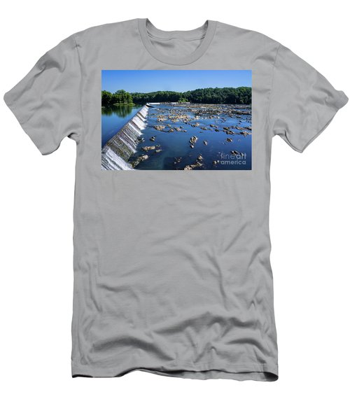 Savannah River Rapids - Augusta Ga 2 Men's T-Shirt (Athletic Fit)
