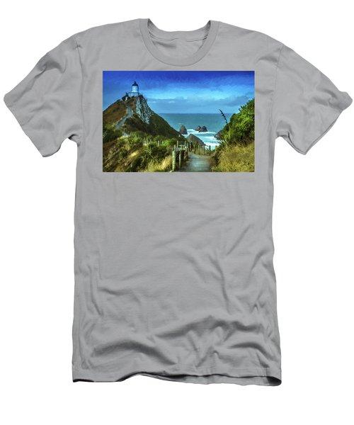 Scenic View Dwp75367530 Men's T-Shirt (Athletic Fit)