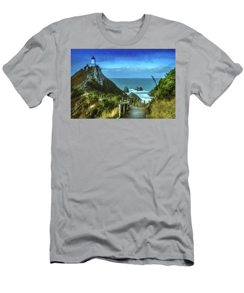 Scenic View Dwp75367530 Men's T-Shirt (Athletic Fit)