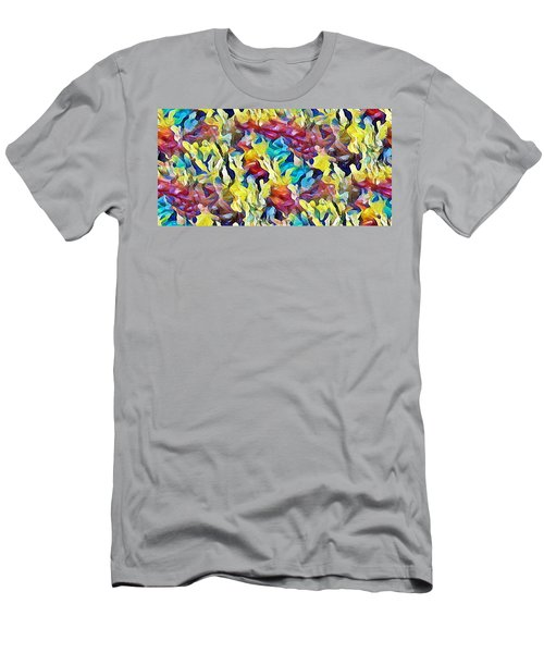 Sea Salad Men's T-Shirt (Athletic Fit)
