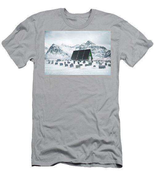 Season Of Silent Sorrow Men's T-Shirt (Athletic Fit)