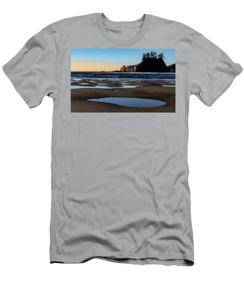 Second Beach Men's T-Shirt (Athletic Fit)