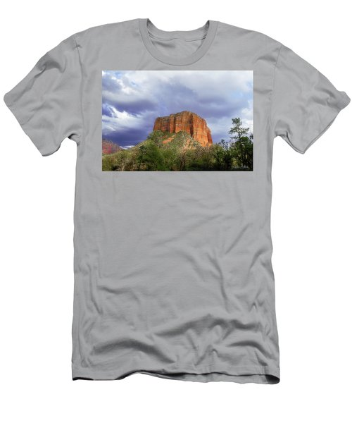 Devil's Mountain Men's T-Shirt (Athletic Fit)