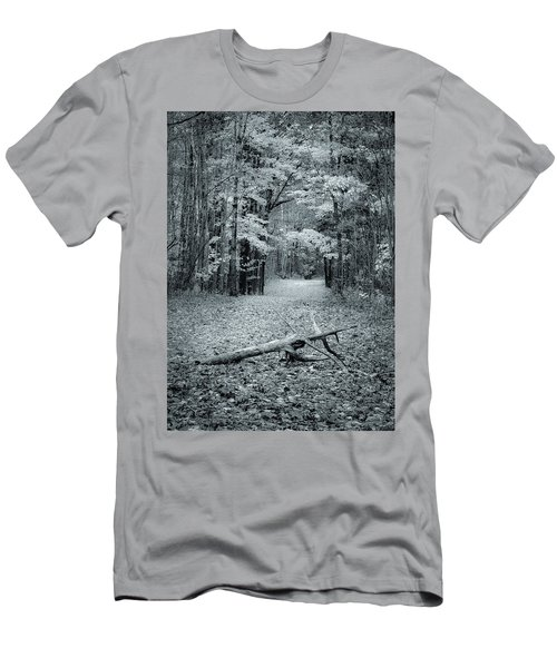 Selenium Trail  Men's T-Shirt (Athletic Fit)