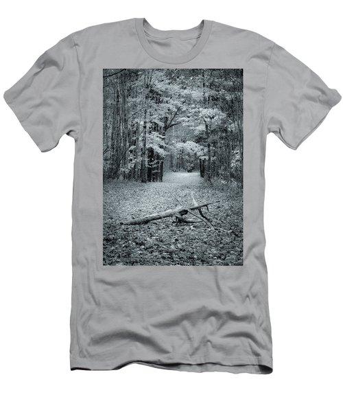 Selenium Trail  Men's T-Shirt (Athletic Fit)