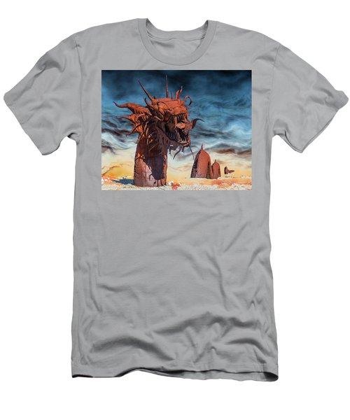 Serpent Men's T-Shirt (Athletic Fit)