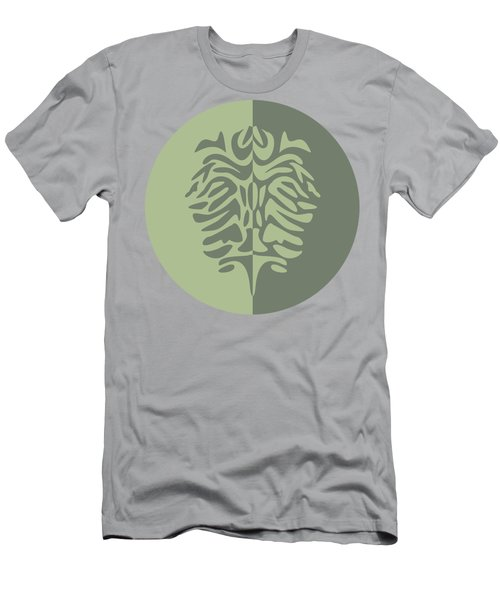 Shapes And Designs Men's T-Shirt (Athletic Fit)