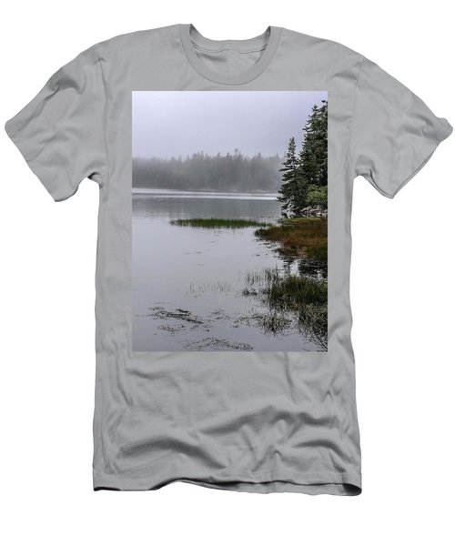 Ship Harbor Nature Trail, Acadia National Park Men's T-Shirt (Athletic Fit)