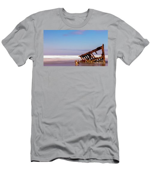 Ship Wreck Men's T-Shirt (Athletic Fit)