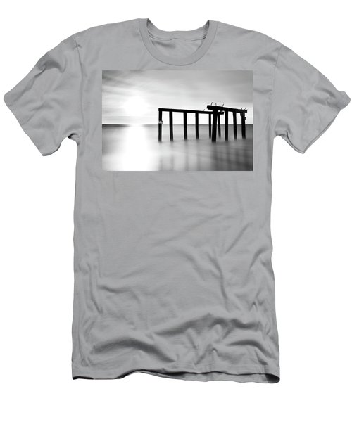 Men's T-Shirt (Athletic Fit) featuring the photograph Silence by Yuri Darius