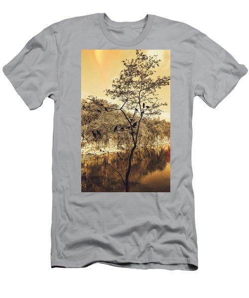 Silhoutte Men's T-Shirt (Athletic Fit)