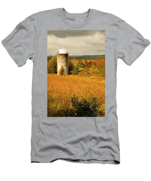 Silo In Salisbury Men's T-Shirt (Athletic Fit)