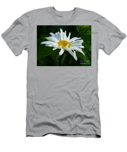 Men's T-Shirt (Athletic Fit) featuring the photograph Simple Perfection by Rosanne Licciardi