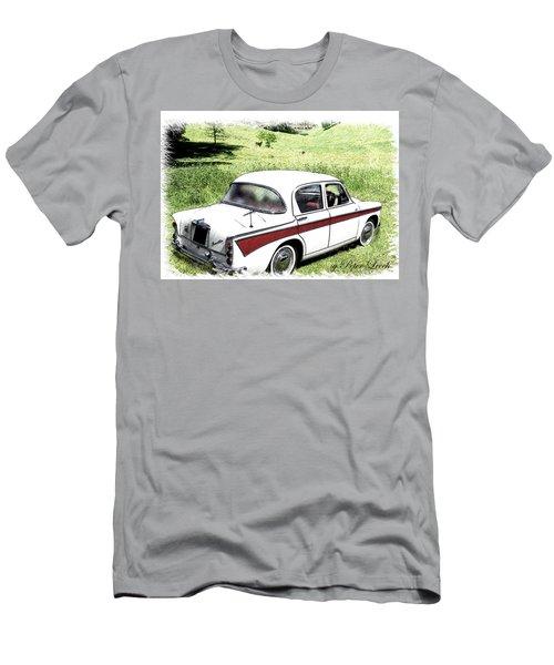 Singer Gazelle Men's T-Shirt (Athletic Fit)