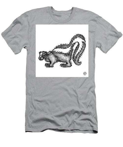 Skunk Men's T-Shirt (Athletic Fit)