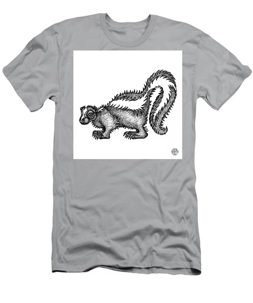Skunk Men's T-Shirt (Athletic Fit)