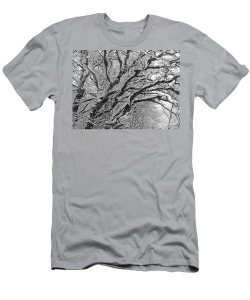Snow Melt Men's T-Shirt (Athletic Fit)