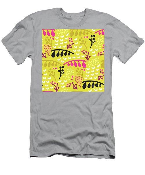 Snowberries, 2017 Men's T-Shirt (Athletic Fit)