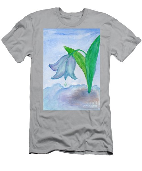 Snowdrop Men's T-Shirt (Athletic Fit)