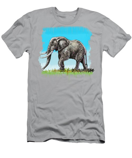 Son Of Africa Men's T-Shirt (Athletic Fit)