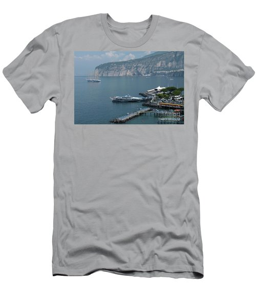 Sorrento Port Men's T-Shirt (Athletic Fit)
