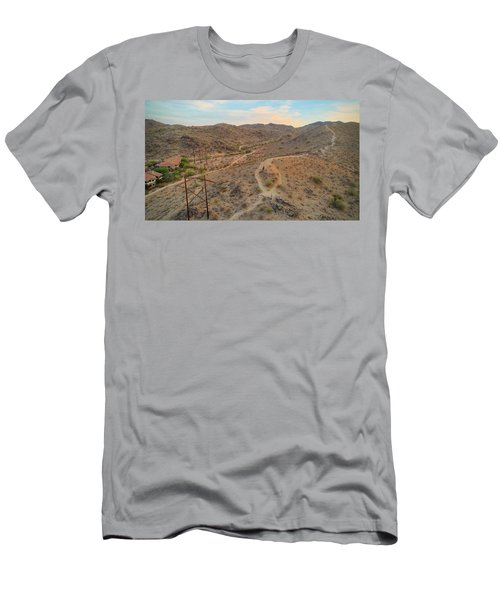 South Mountain Men's T-Shirt (Athletic Fit)