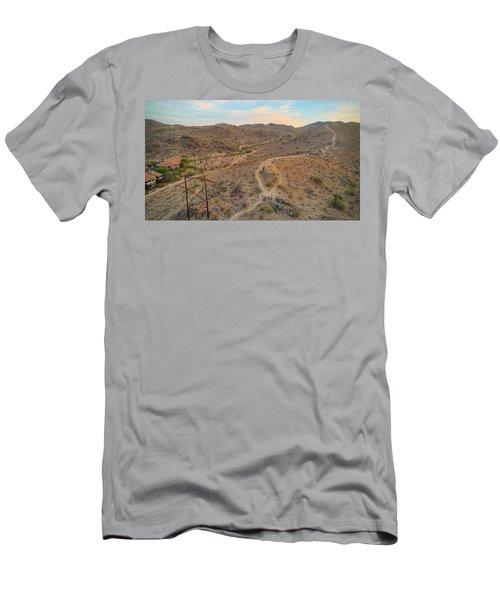 South Mountain Men's T-Shirt (Athletic Fit)