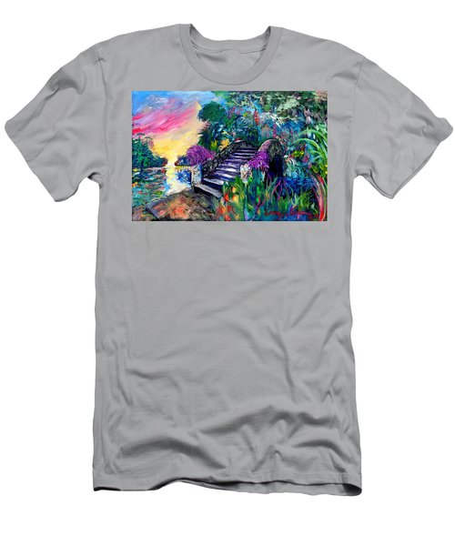 Spirit Bridge Two Men's T-Shirt (Athletic Fit)