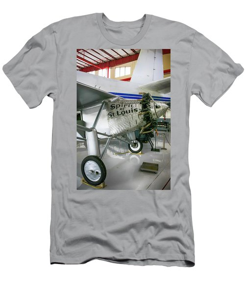Spirit In Color Men's T-Shirt (Athletic Fit)
