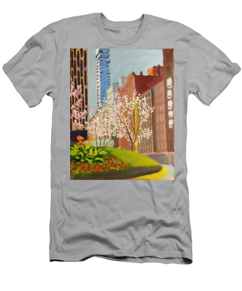Spring In Worth St Men's T-Shirt (Athletic Fit)