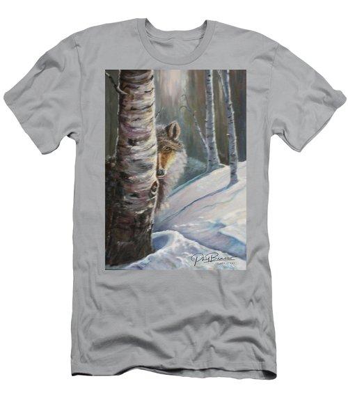 Stalking Men's T-Shirt (Athletic Fit)