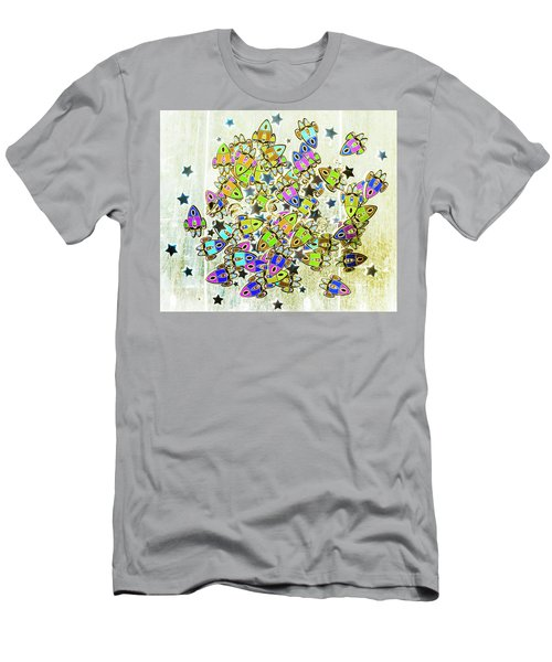 Star Fleet Men's T-Shirt (Athletic Fit)