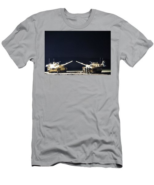 Stars Can Only Shine In Darkness Men's T-Shirt (Athletic Fit)