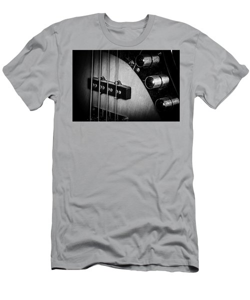 Men's T-Shirt (Athletic Fit) featuring the photograph Strings Series 22 by David Morefield