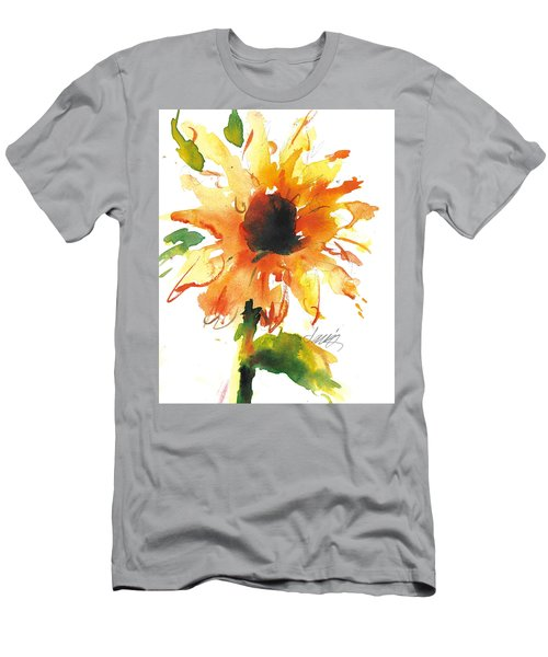Sunflower Too - A Study Men's T-Shirt (Athletic Fit)