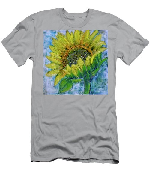 Sunflower Happiness Men's T-Shirt (Athletic Fit)