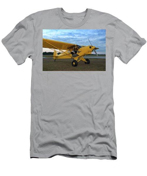 Super Cub At Daybreak Men's T-Shirt (Athletic Fit)