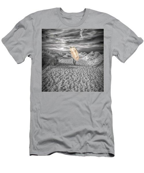Surfer Men's T-Shirt (Athletic Fit)