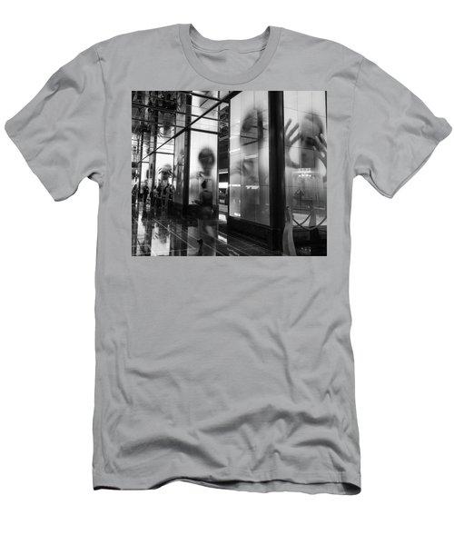 Surveillance Men's T-Shirt (Athletic Fit)