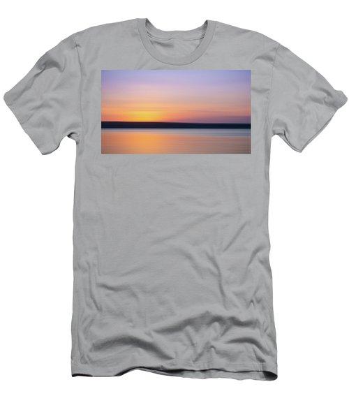 Susnet Blur Men's T-Shirt (Athletic Fit)