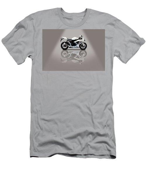 Suzuki Gsx-r Grey Spotlight Men's T-Shirt (Athletic Fit)