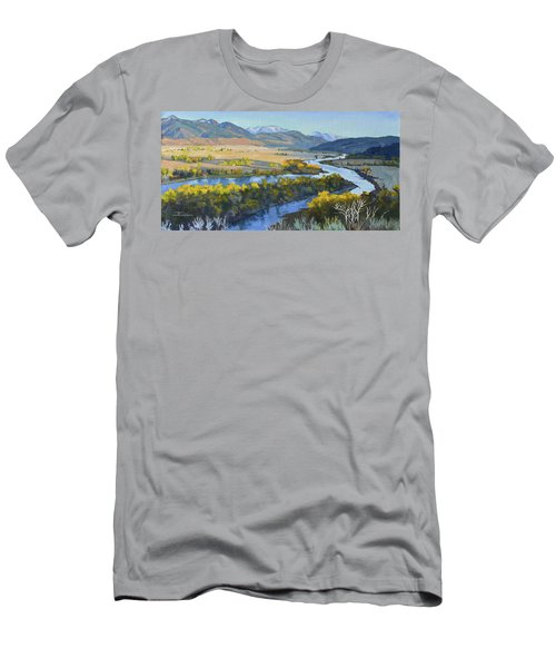 Swan Valley Men's T-Shirt (Athletic Fit)