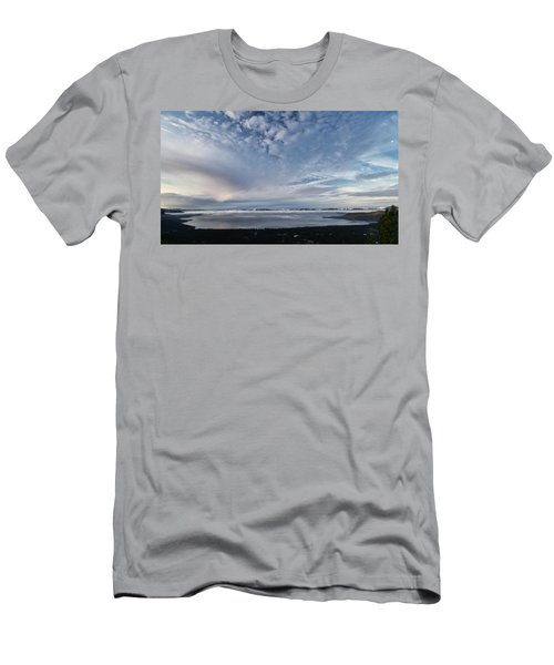 Tahoe Sky Men's T-Shirt (Athletic Fit)