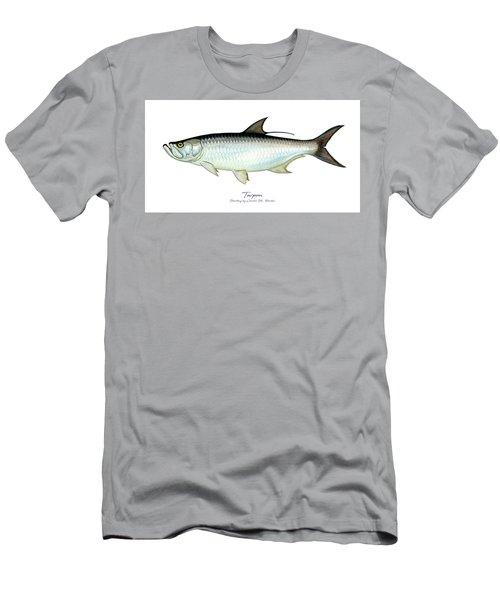 Tarpon Men's T-Shirt (Athletic Fit)