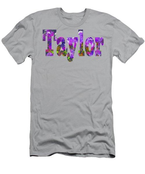 Taylor Men's T-Shirt (Athletic Fit)