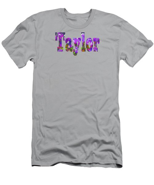 Taylor Men's T-Shirt (Athletic Fit)