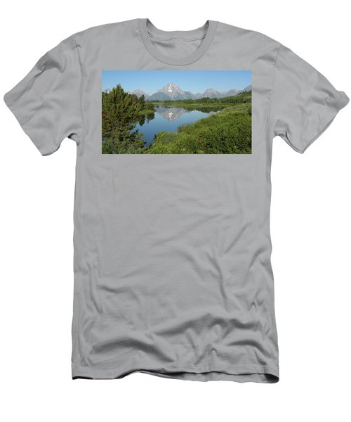 Teton Moment Men's T-Shirt (Athletic Fit)