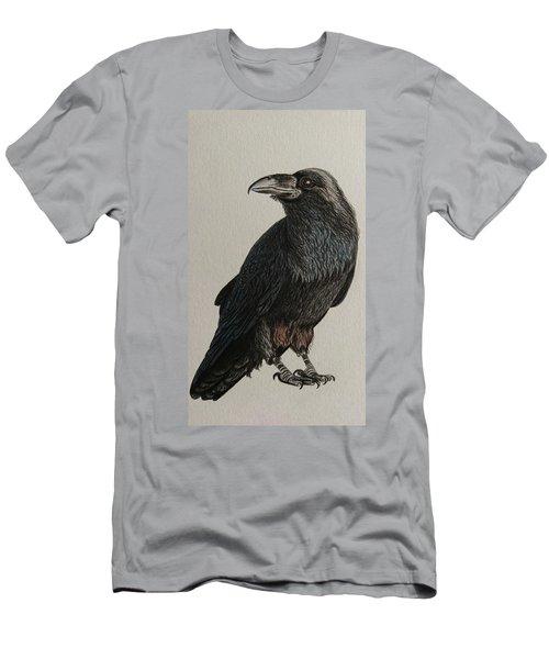 The Blackest Bird Men's T-Shirt (Athletic Fit)