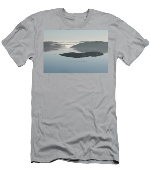 The Bridge Men's T-Shirt (Athletic Fit)